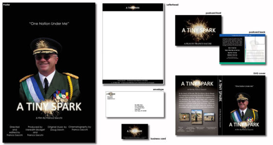 A Tiny Spark Branding Package
