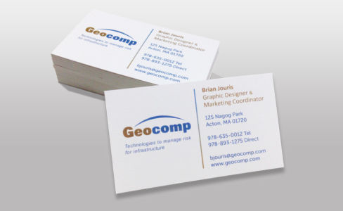 Geocomp Business Card