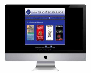 Jourisdiction HTML Coded Website