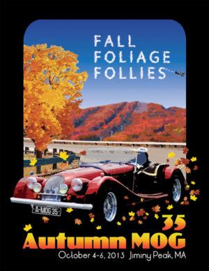 Autumn Mog 35 Poster